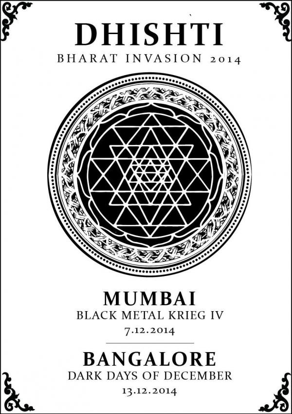 Dhishti Annouces 2014 Indian Invasion