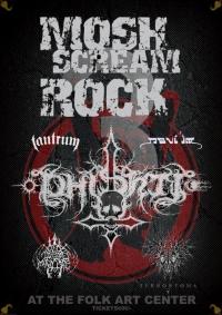 Dhishti to be featured at Mosh Scream Rock III 2013
