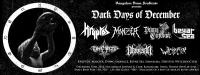 Dhishti to perform at 'Dark Days of December' in Bangalore, December 2014